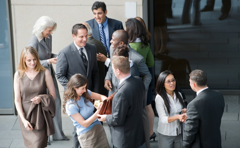 5 Ways To Network With Your Current Colleagues